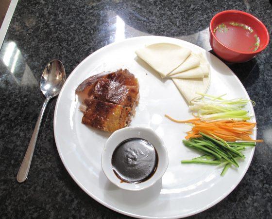 Plats gastronomiques